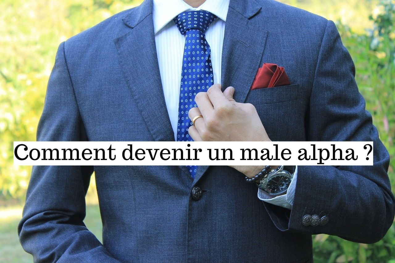 Comment devenir un mâle alpha?